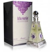 Arba Wardat by Rasasi Four Famous Arabian Flowers Extract Attar/perfume oil 30ml