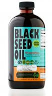 100% Pure Cold-Pressed Black Seed Oil 16 oz.