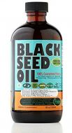 Pure Organic Black Seed Oil 8 oz Cold Pressed Cumin Nigella Sativa