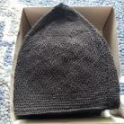 Brown Kufi Prayer Cap,Kufi
