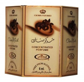 Choco Musk 6ml (box of 6) Al Rehab Perfume Oil/Attar/Ittar