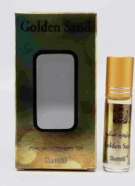 GOLDEN SAND BY SURRATI - CONCENTRATED FRAGRANCE 6ML