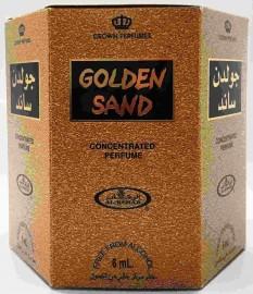 Golden Sand 6ml (box of 6) Al Rehab Perfume Oil/Attar