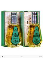 Lord 50ml Oriental Perfume  Spray By Al Rehab (Pack of 2)