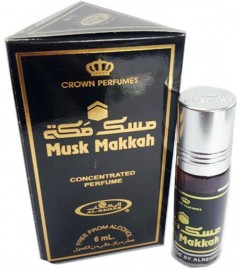 Musk Makkah By  Al Rehab 6ml perfume oil
