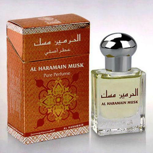 Al Haramain Musk oil perfume 15ml