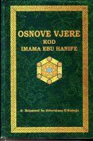 Osnove Vjere kod Imama Ebu Hanife