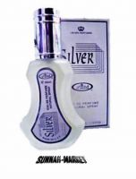 Silver 35 ml Eau De Parfum Natural Spray By Al Rehab Perfumes