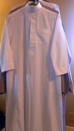 100% ORIGINAL Al-Haramain White Thobe (Boys size 46)