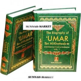 Biography of 'Umar ibn Al-Khattaab (2 Vol. Set)
