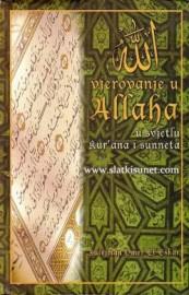 Vjerovanje u Allaha dz.s.