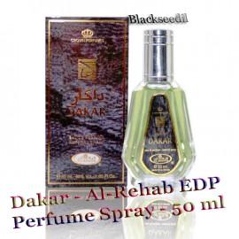 Dakar EDP Perfume Spray by Al- Rehab - 50ml
