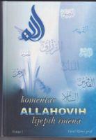 Komentar Allahovih lijepih imena