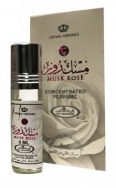 Musk Rose By Al Rehab Oriental Rosy Perfume/Attar 6ml Roll On
