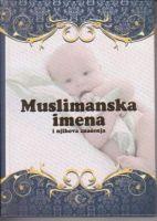 Muslimanska imena i njihova znacenja